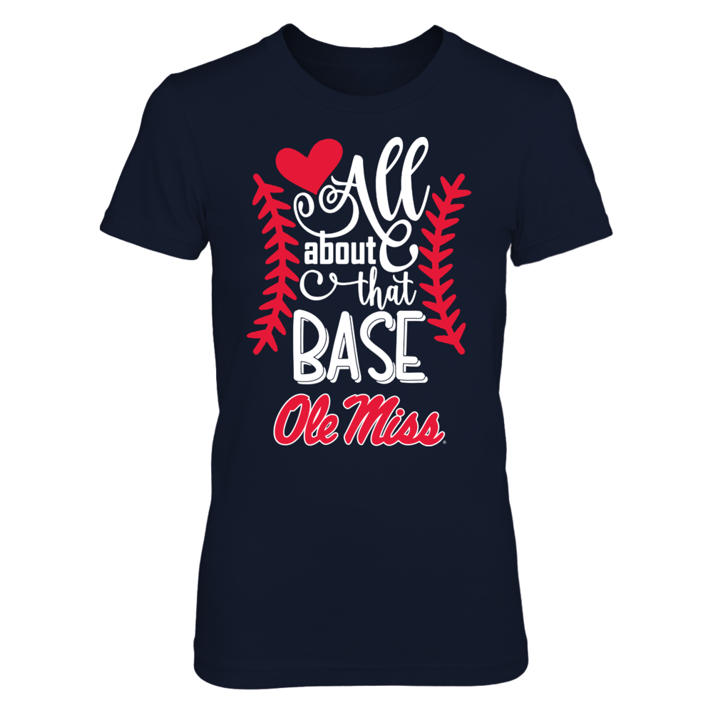 Ole Miss Rebels - All About That Base Front picture