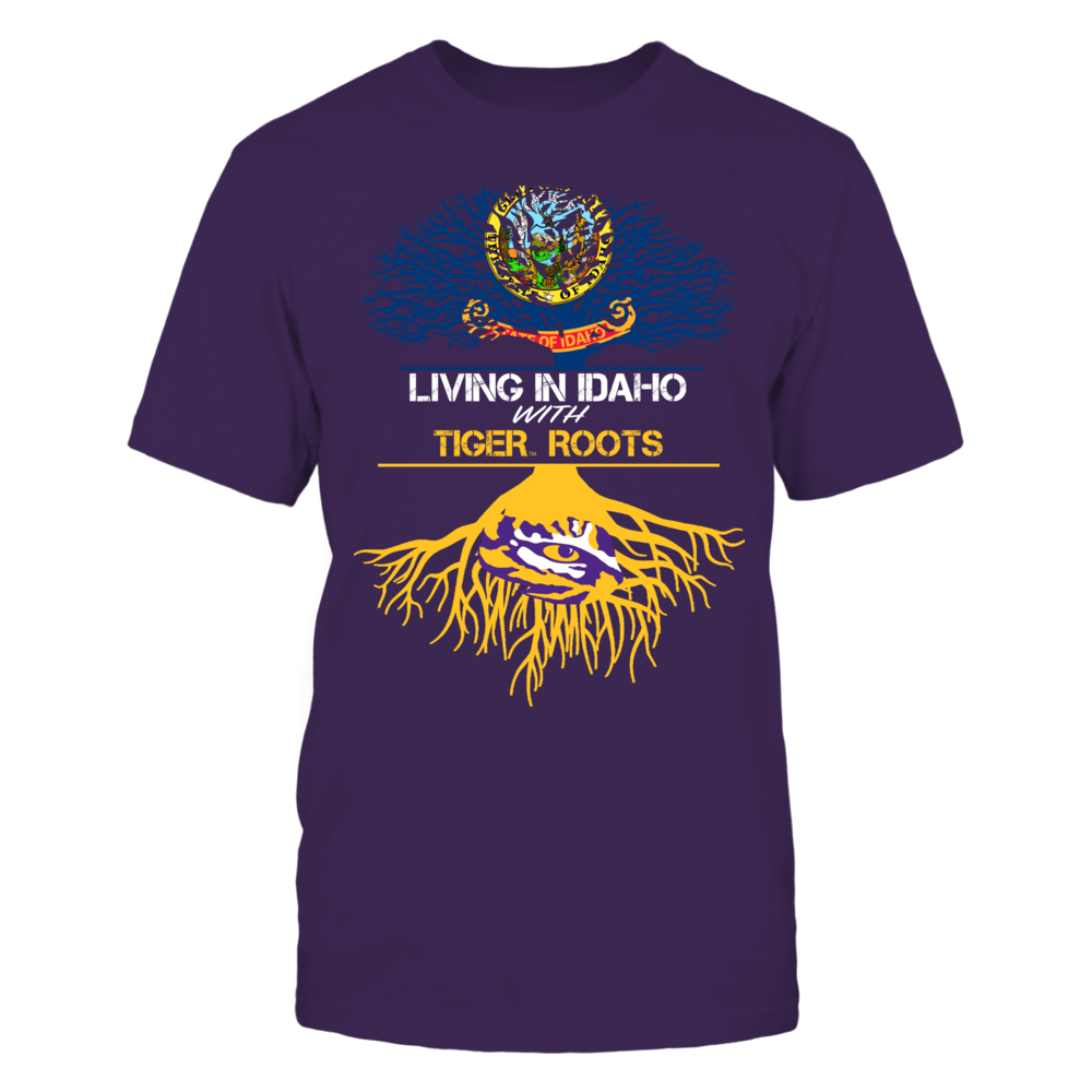 LSU Tigers - Living Roots Idaho Front picture