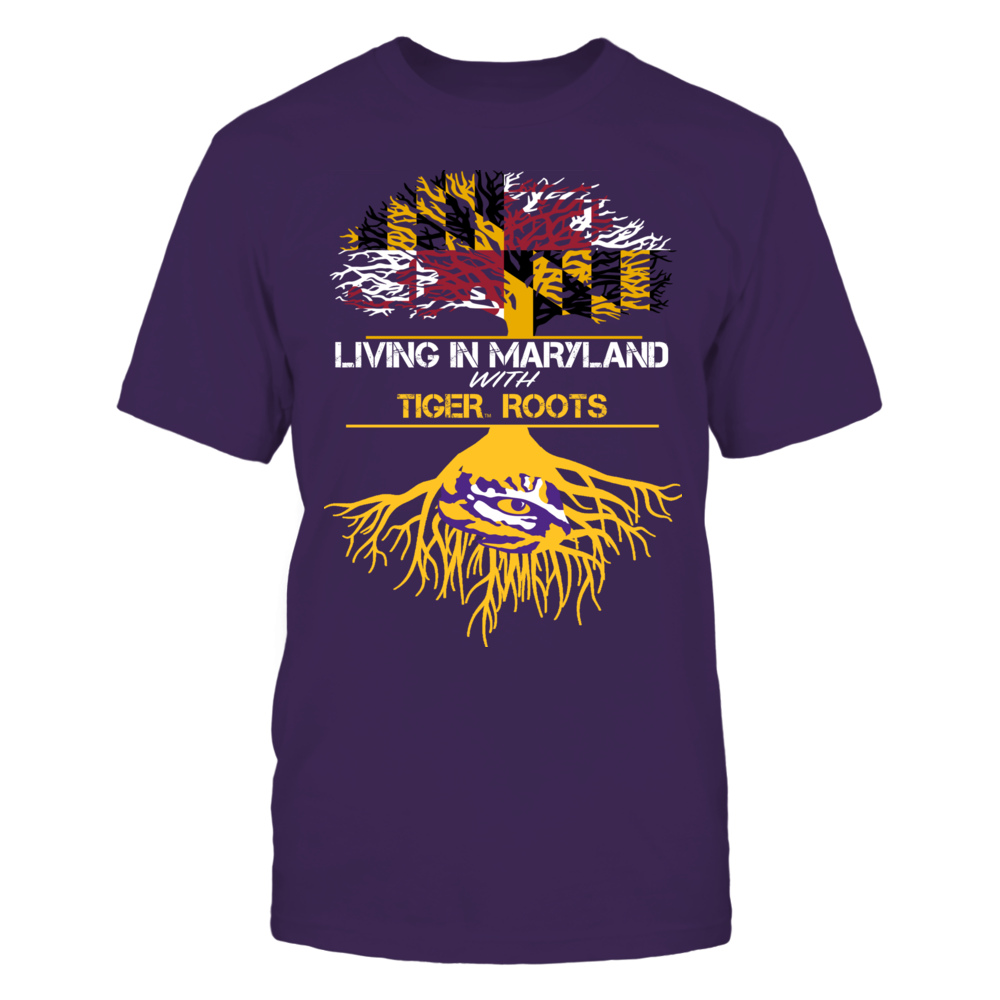 LSU Tigers - Living Roots Maryland Front picture