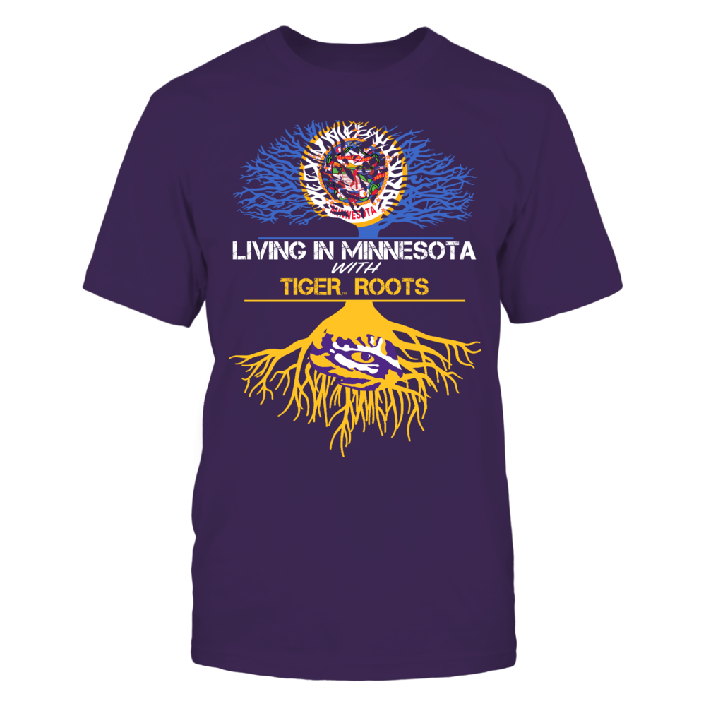 LSU Tigers - Living Roots Minnesota Front picture
