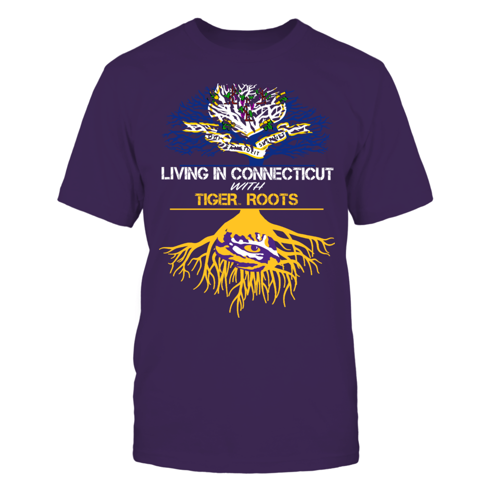 LSU Tigers - Living Roots Connecticut Front picture