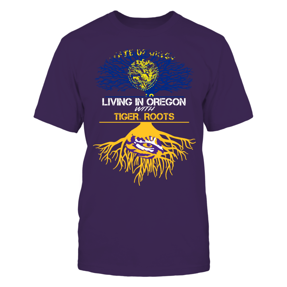 LSU Tigers - Living Roots Oregon Front picture