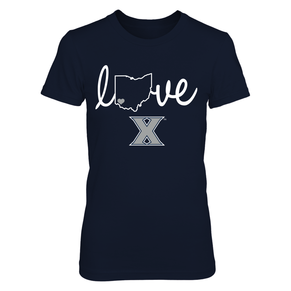 State love - Xavier University Front picture