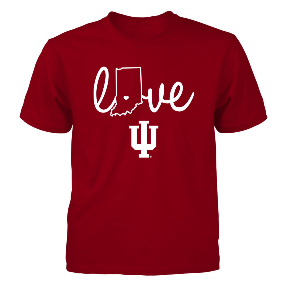State Love - Indiana Hoosiers Front picture