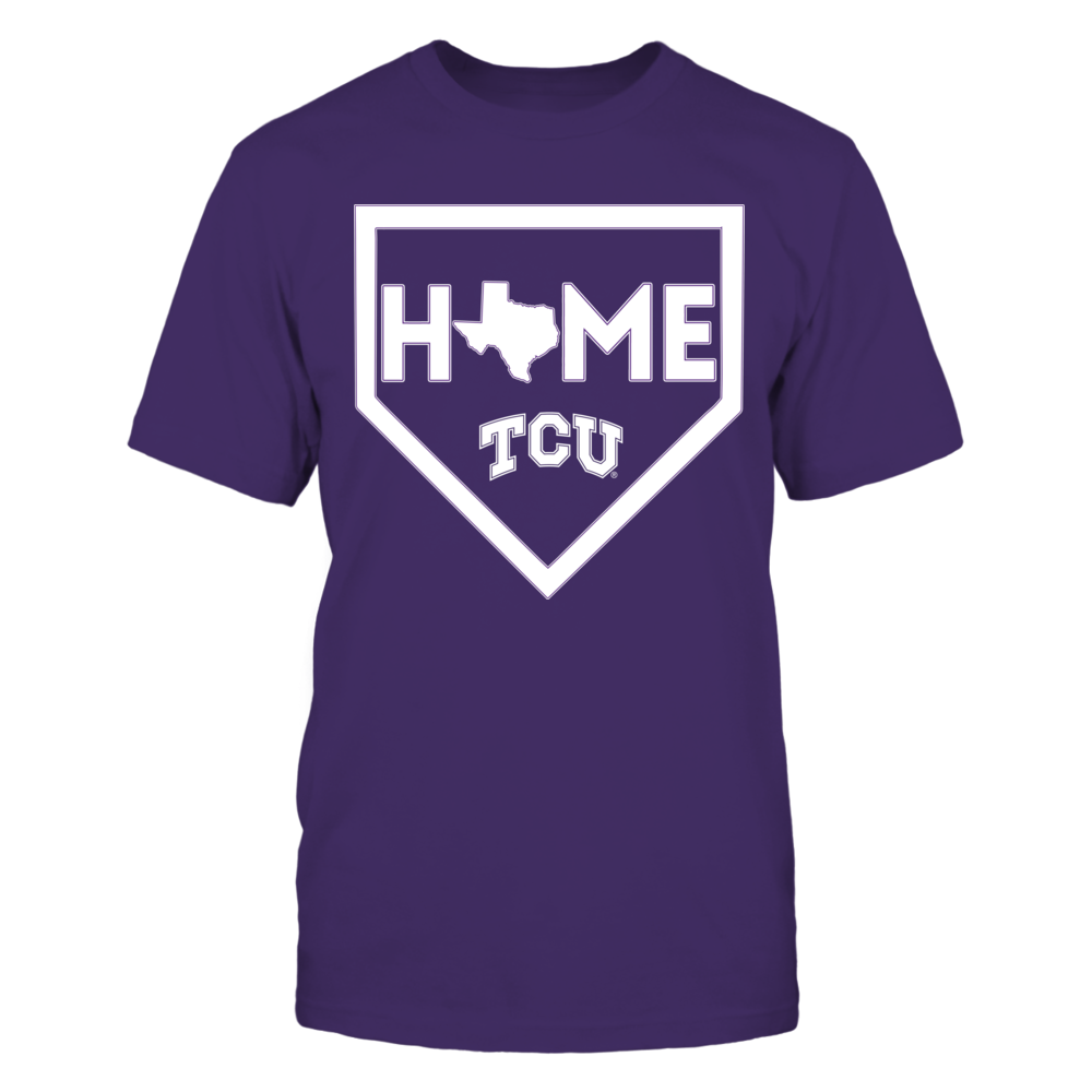 TCU Horned Frogs - Home Baseball Front picture