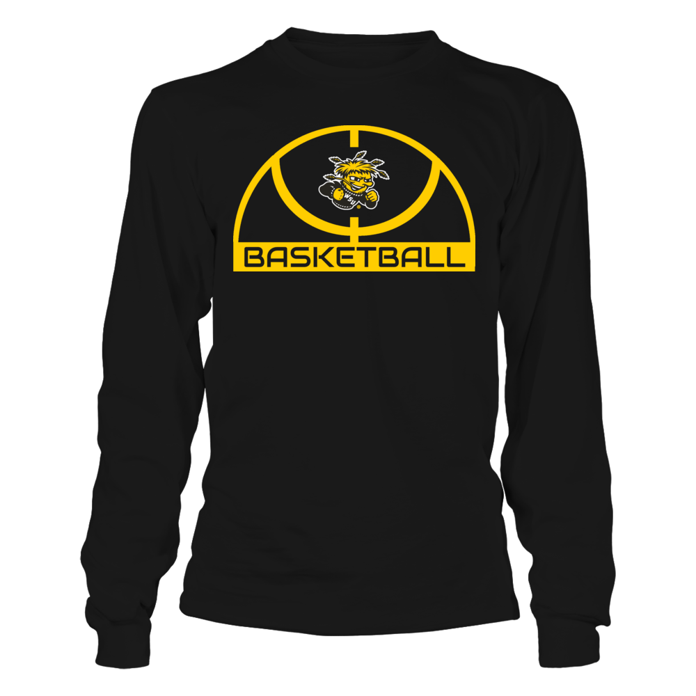 Elite Basketball Shirt - Wichita State Shockers Front picture