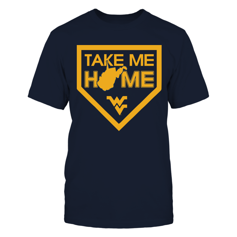 West Virginia Mountaineers - Take Me Home Front picture