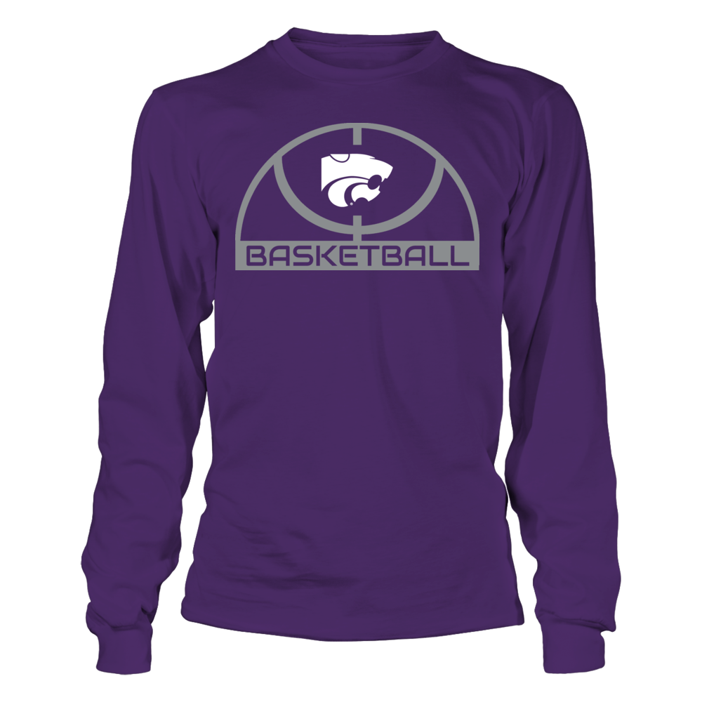 Elite Basketball Shirt - Kansas State Wildcats Front picture