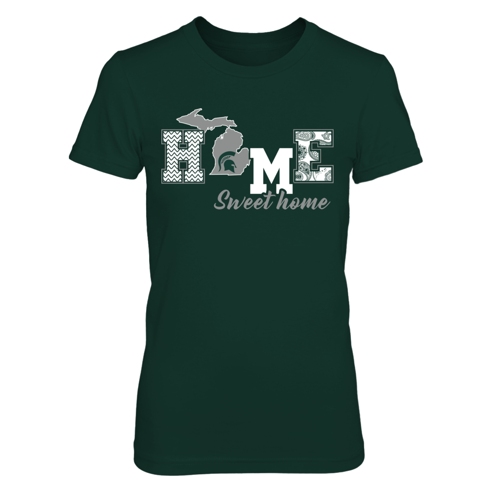 Michigan State Spartans - Home Sweet Home Front picture