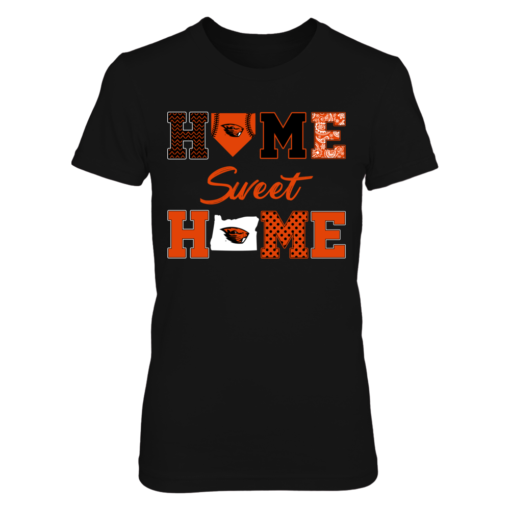 Oregon State Beavers - Home Sweet Home - Baseball Front picture