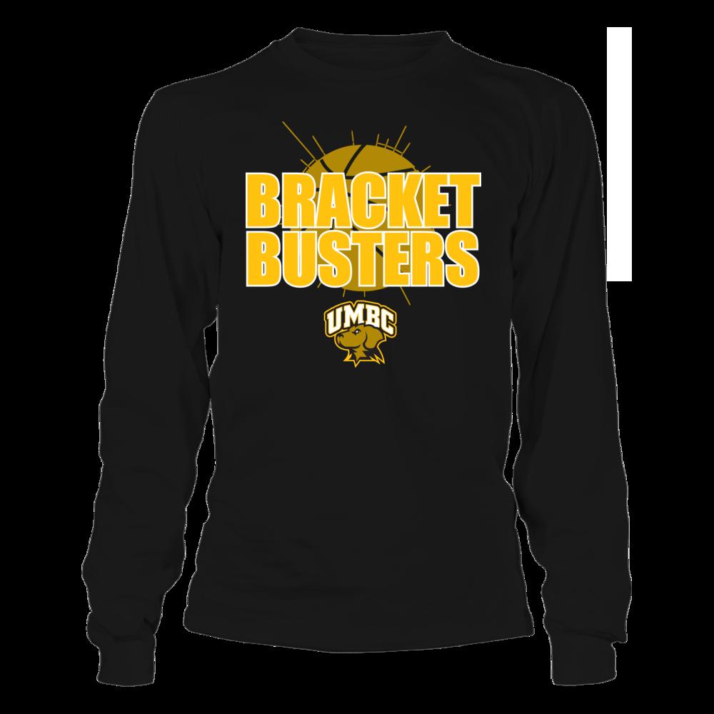Bracket Busters - UMBC Retrievers Front picture