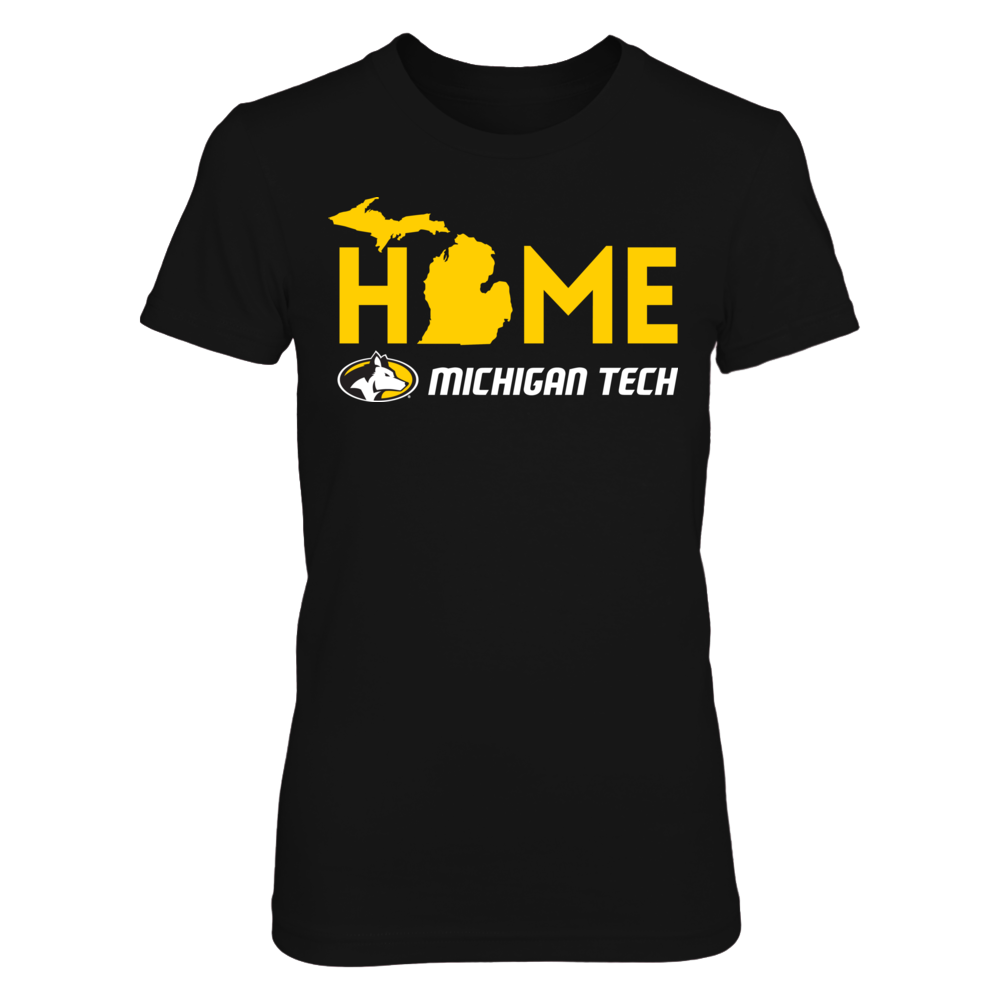 Home - Michigan Tech Huskies Front picture