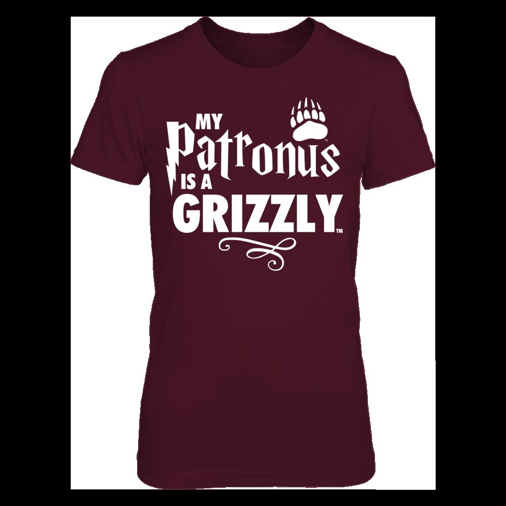 My Patronus - Montana Grizzlies Front picture