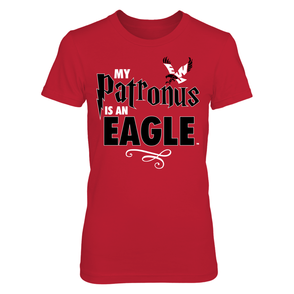 My Patronus - Eastern Washington Eagles Front picture