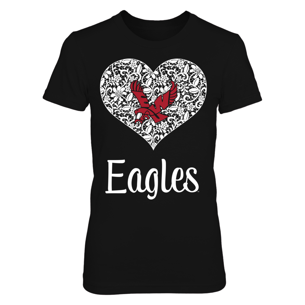Eastern Washington Eagles - Lace Logo Front picture
