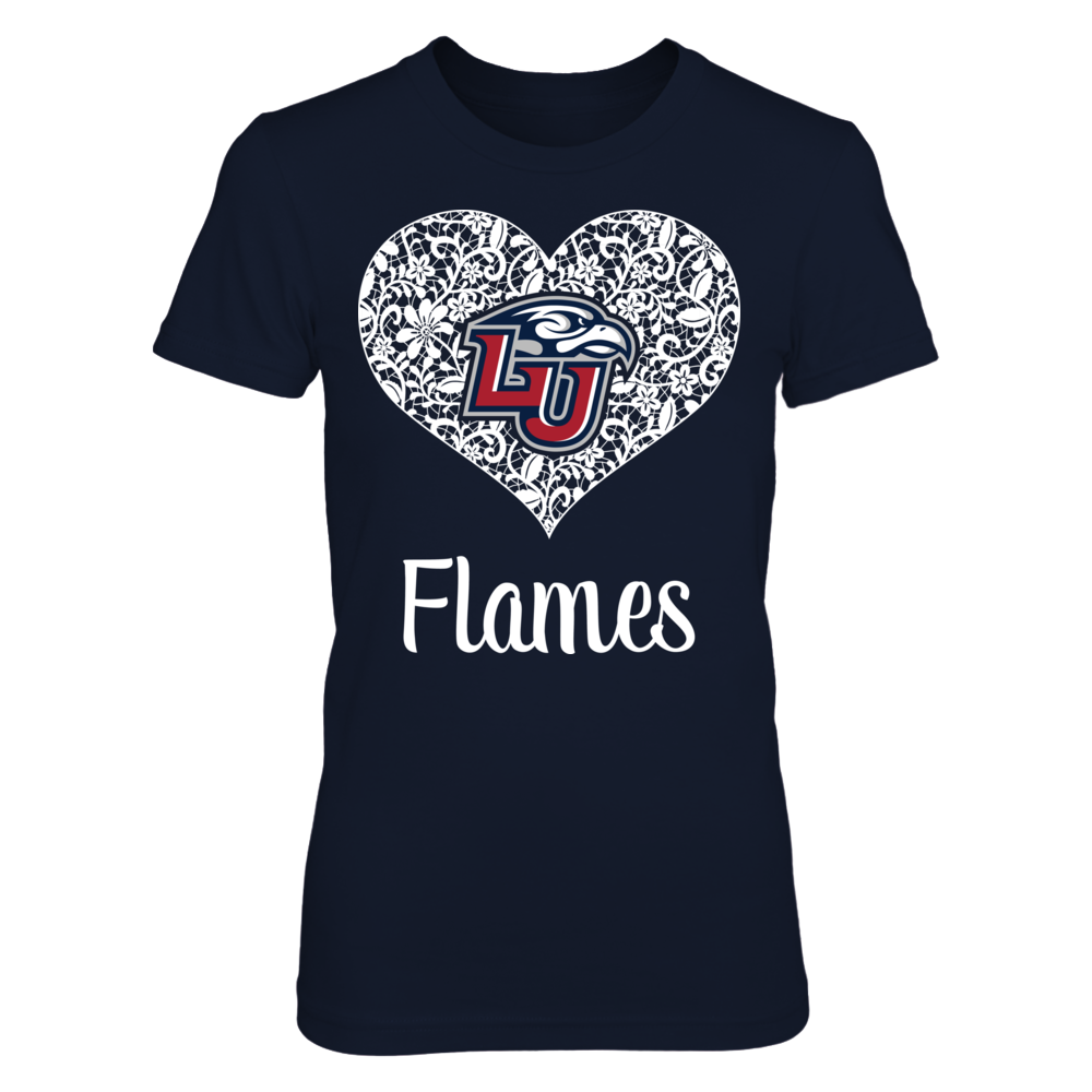Liberty Flames - Lace Logo Front picture