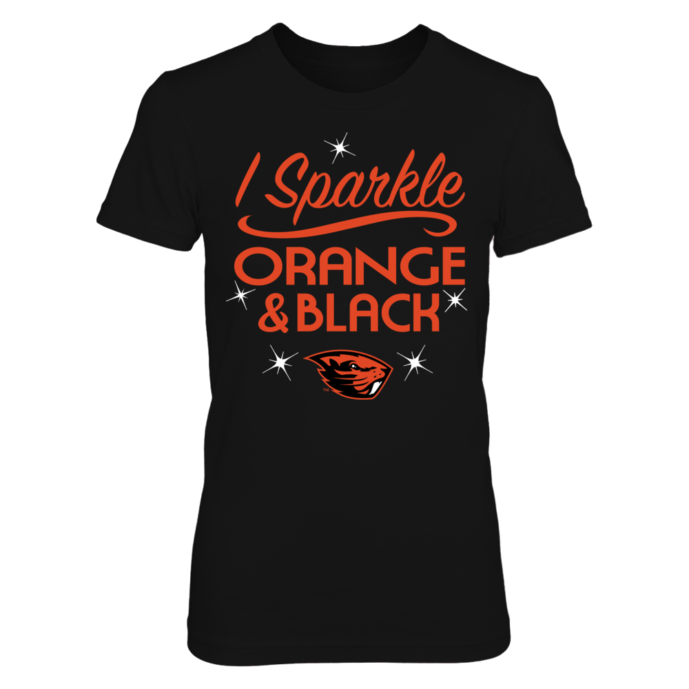 Oregon State Beavers - I Sparkle Front picture