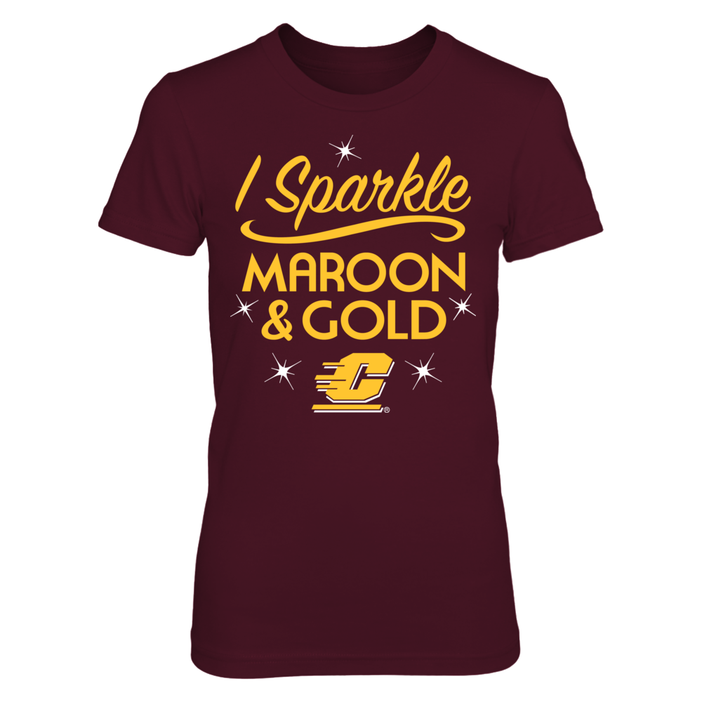Central Michigan Chippewas - I Sparkle Front picture