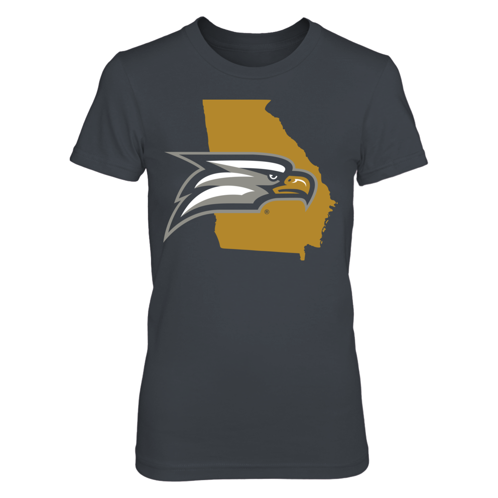 Georgia Southern - State Logo Front picture
