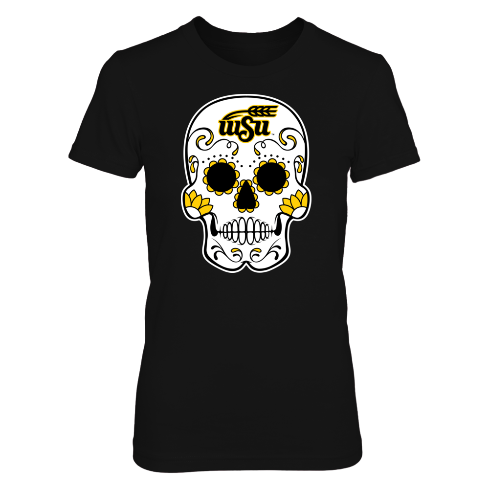 Wichita State Shockers - Sugar Skull Front picture