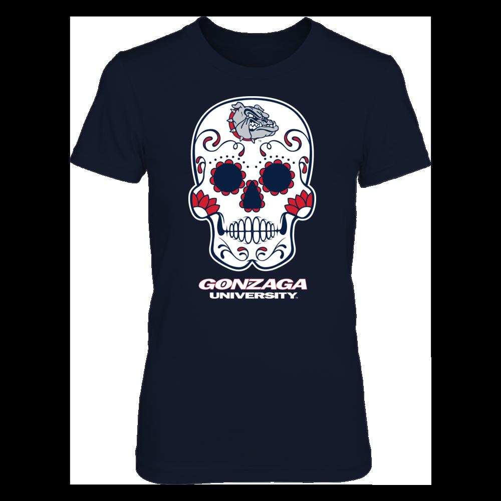 Gonzaga Bulldogs - Sugar Skull Front picture