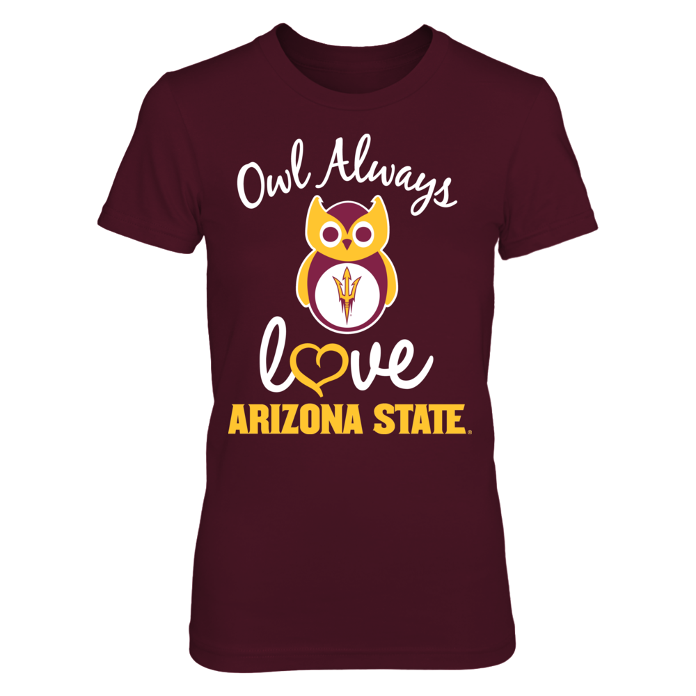 Arizona State Sun Devils - Owl Always Love Front picture