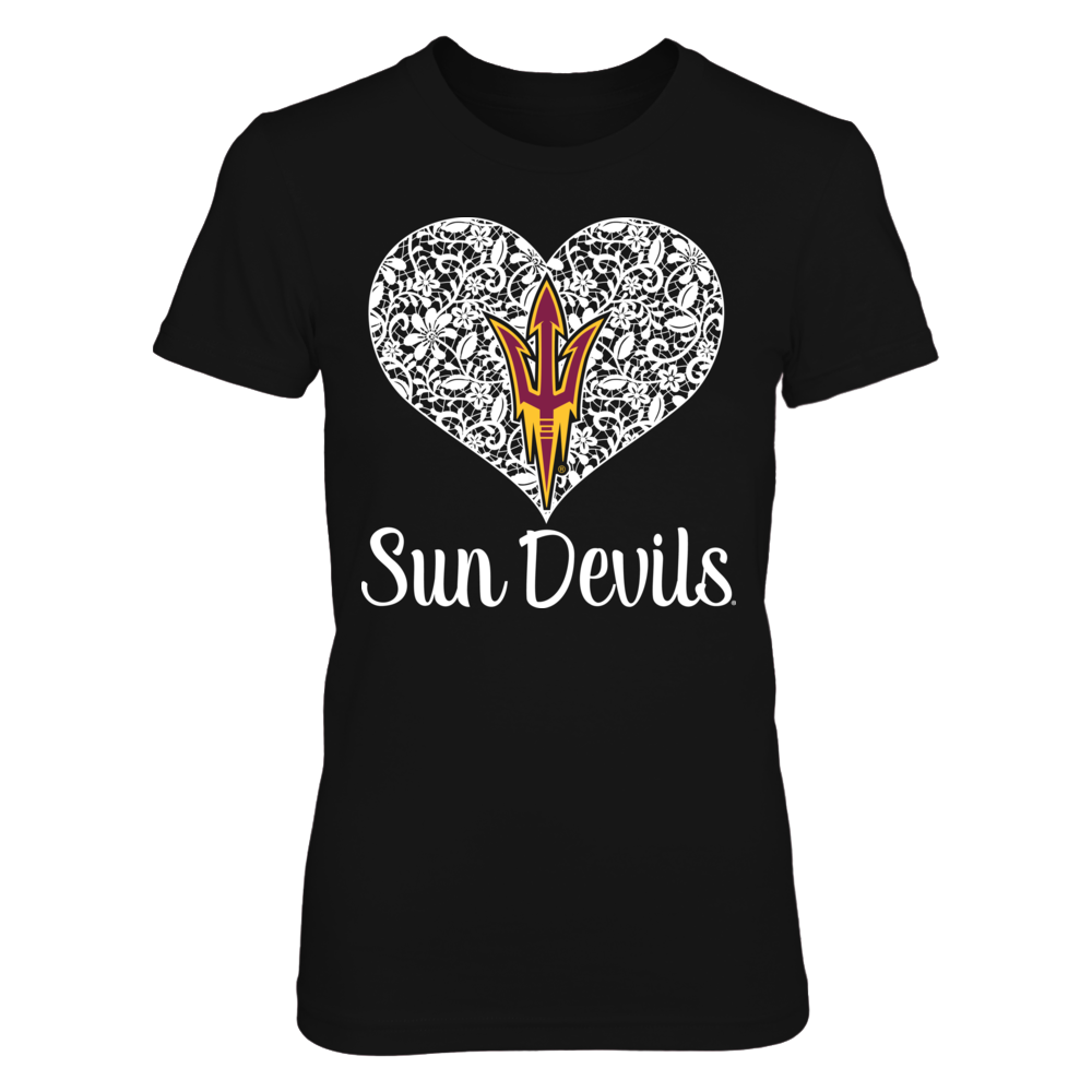 ASU - Lace Heart Logo Front picture