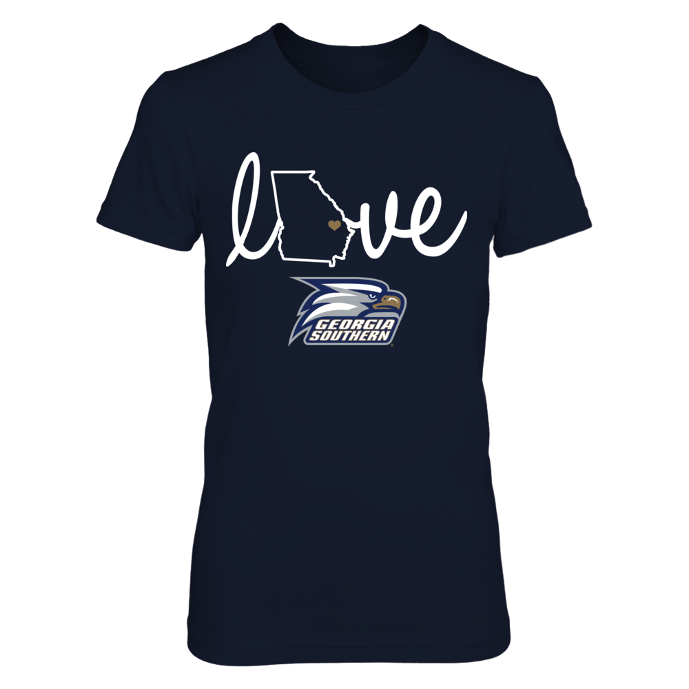 Georgia Southern Eagles - State Love Front picture