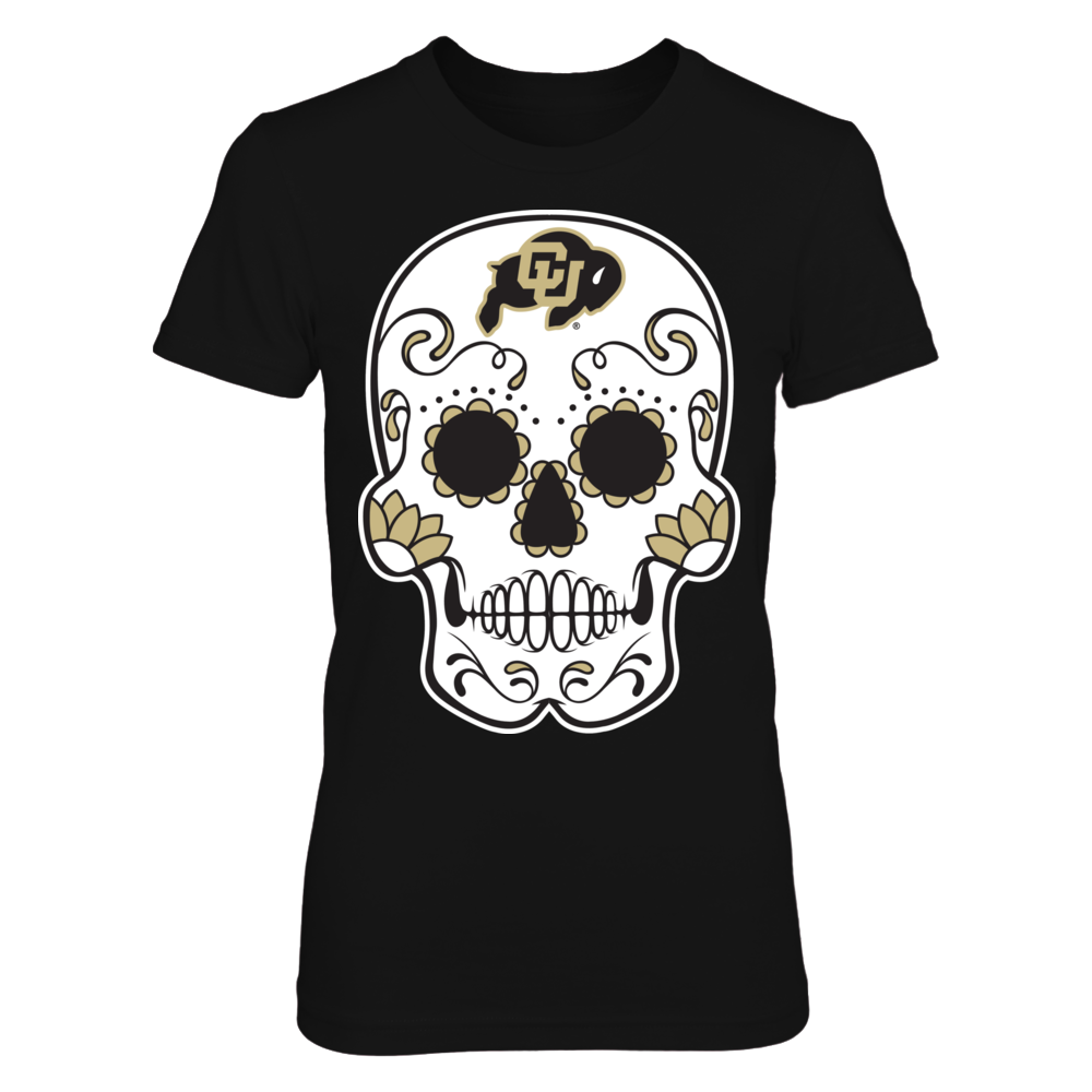 Colorado Buffaloes - Sugar Skull Front picture