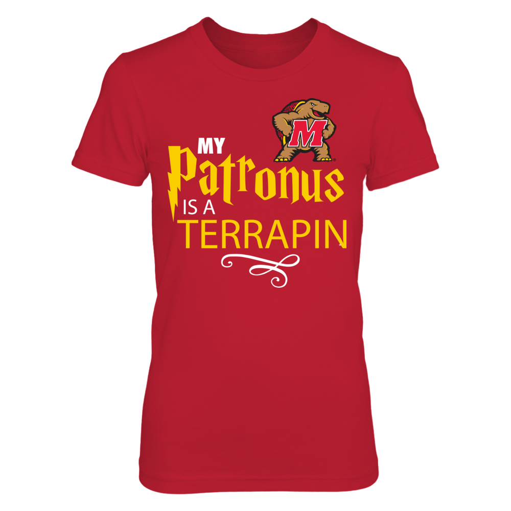 My Patronus - Maryland Terrapins Front picture