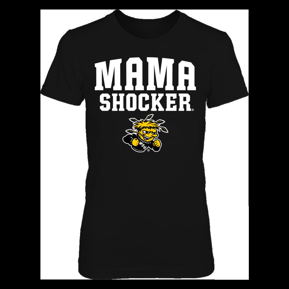 Wichita Shockers - Mama Mascot Front picture