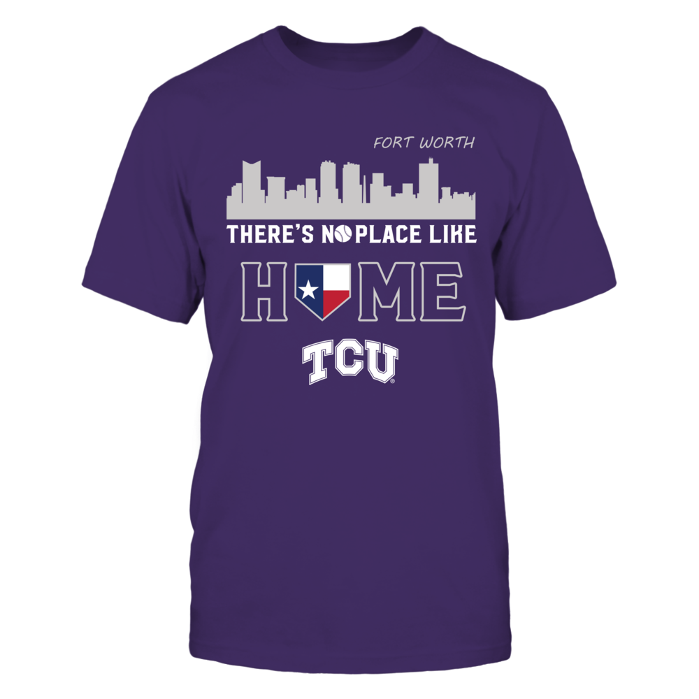 TCU Horned Frogs - There's No Place Like Home Front picture