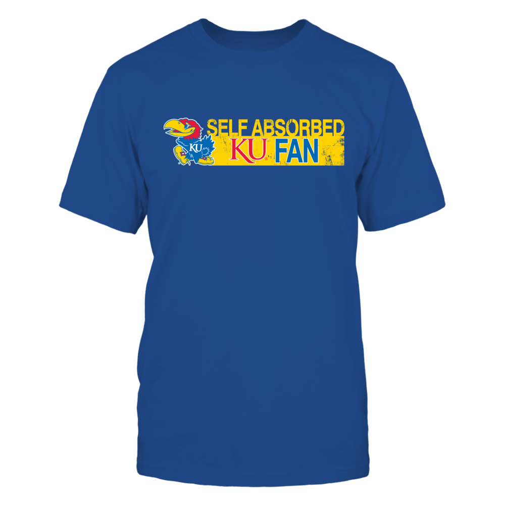 Self Absorbed KU Fan Front picture