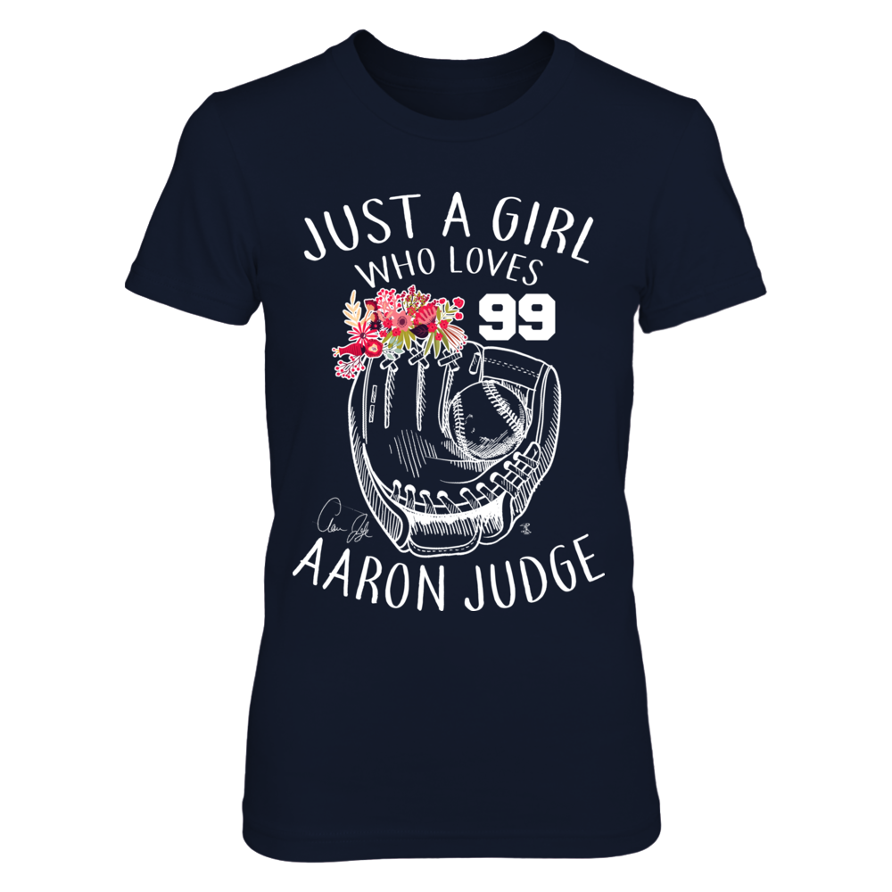 Aaron Judge - Just A Girl Who Loves Aaron Front picture
