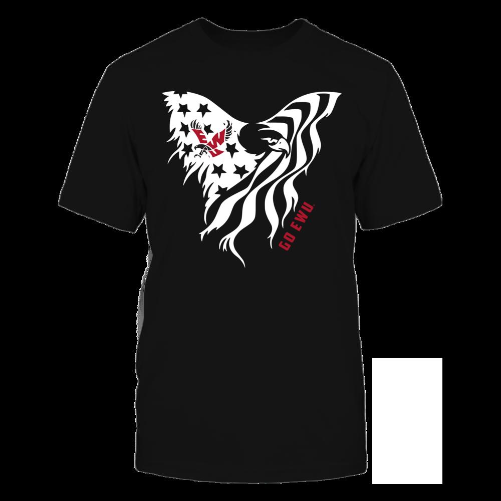 Eastern Washington Eagles - Mascot Flag Front picture