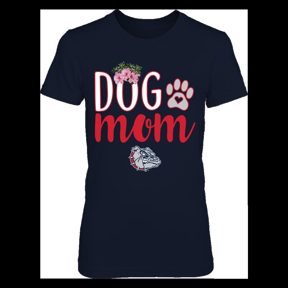Gonzaga Bulldogs - Dog Mom Front picture