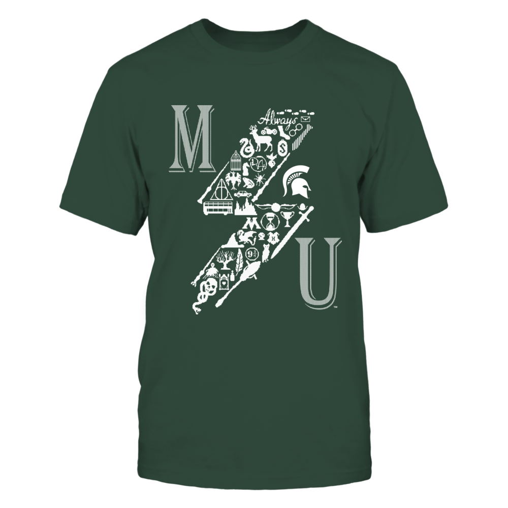 Michigan State Spartans - Team Name HP Front picture