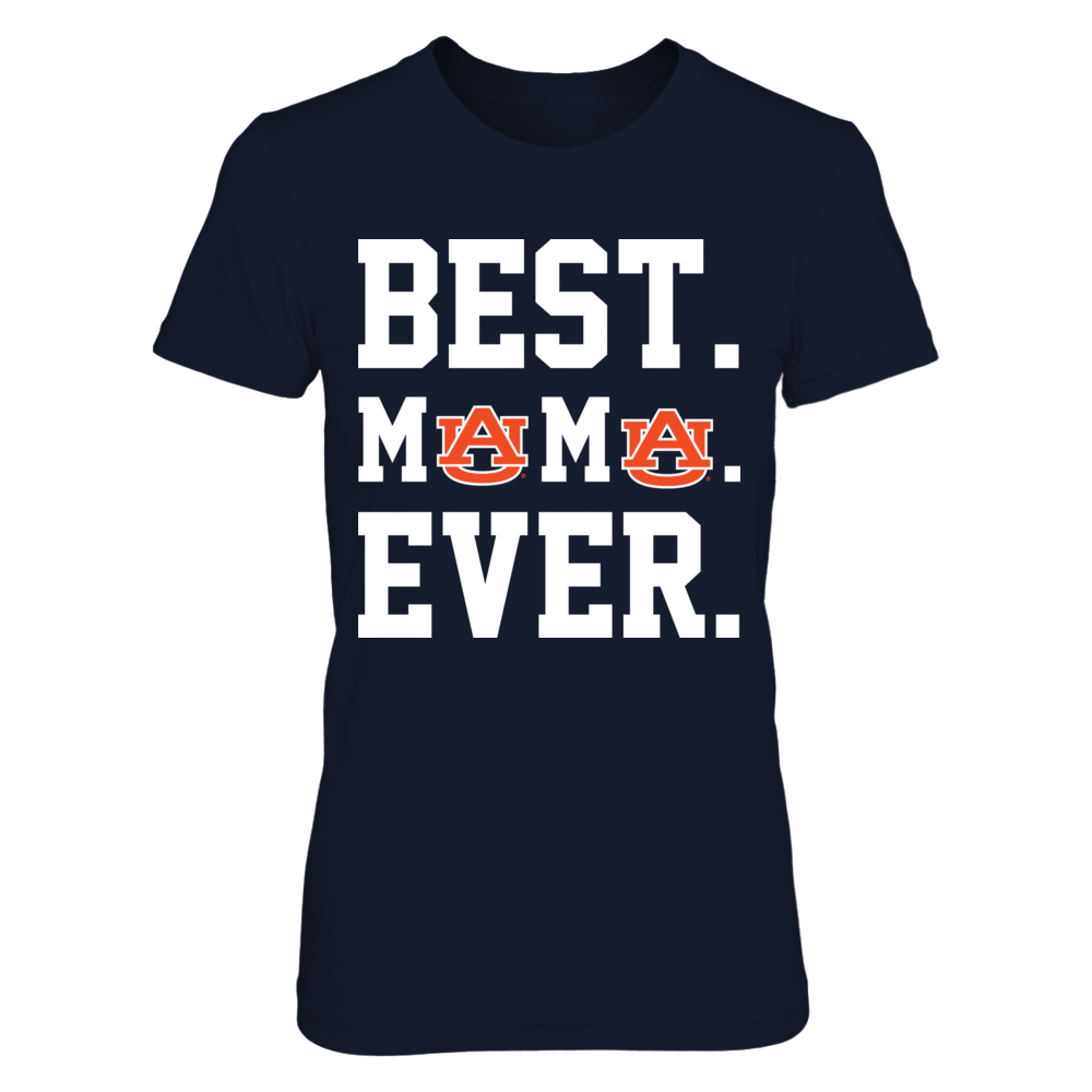 Auburn Tigers - Best Mama Ever Front picture