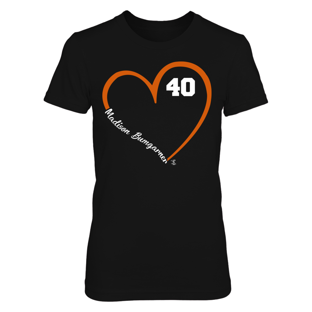 Madison Bumgarner - Heart 3/4 Front picture