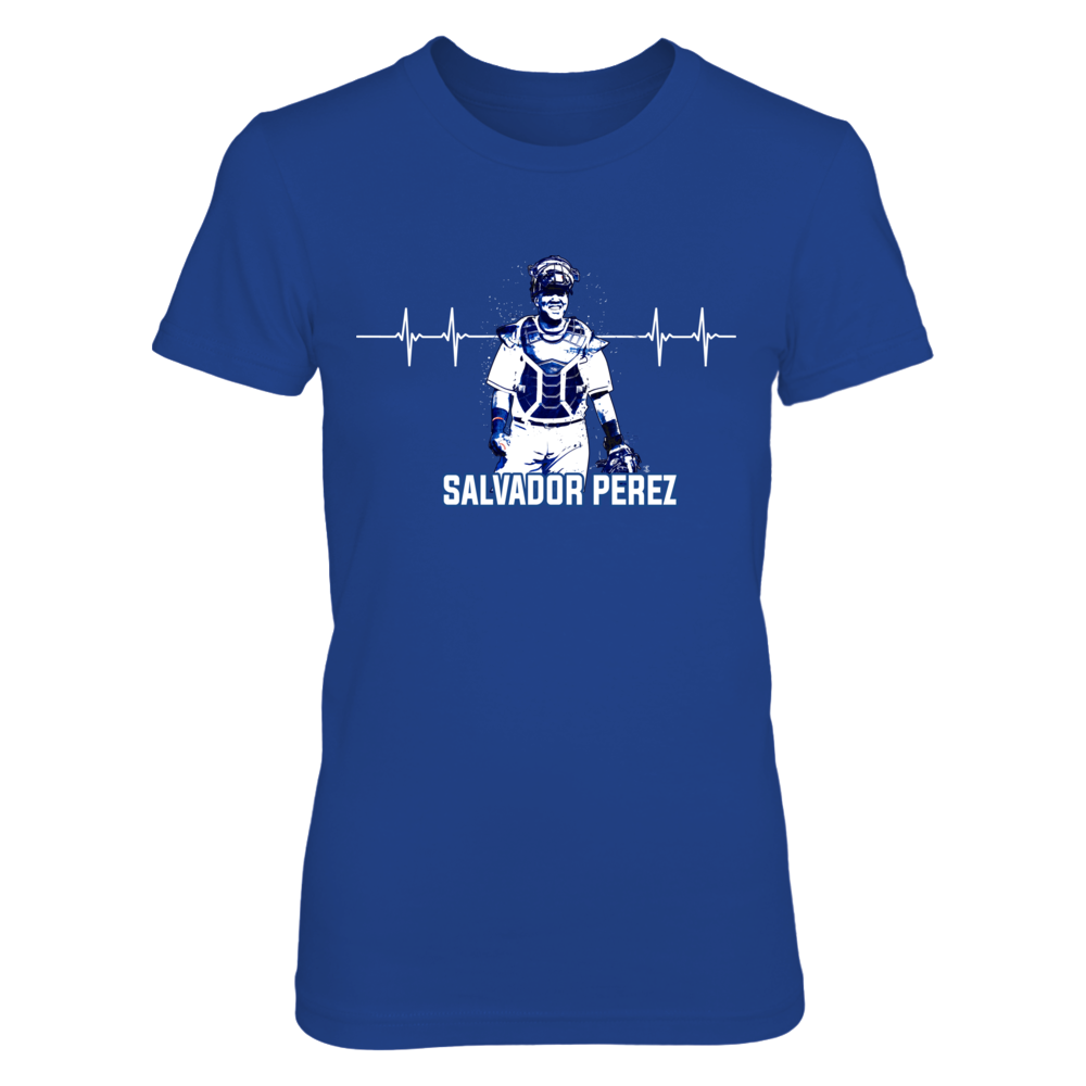 Salvador Perez - My Heartbeat - Player Front picture