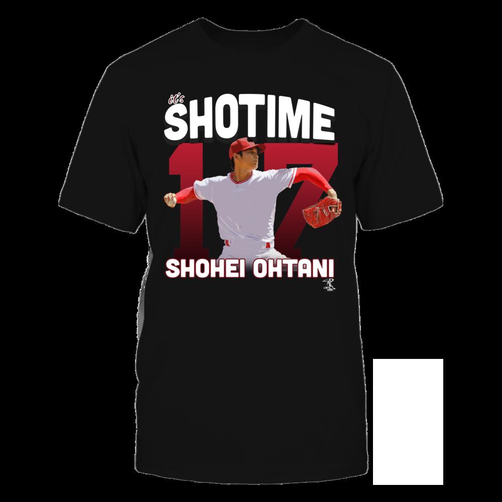#SHOTIME - Shohei Ohtani Front picture