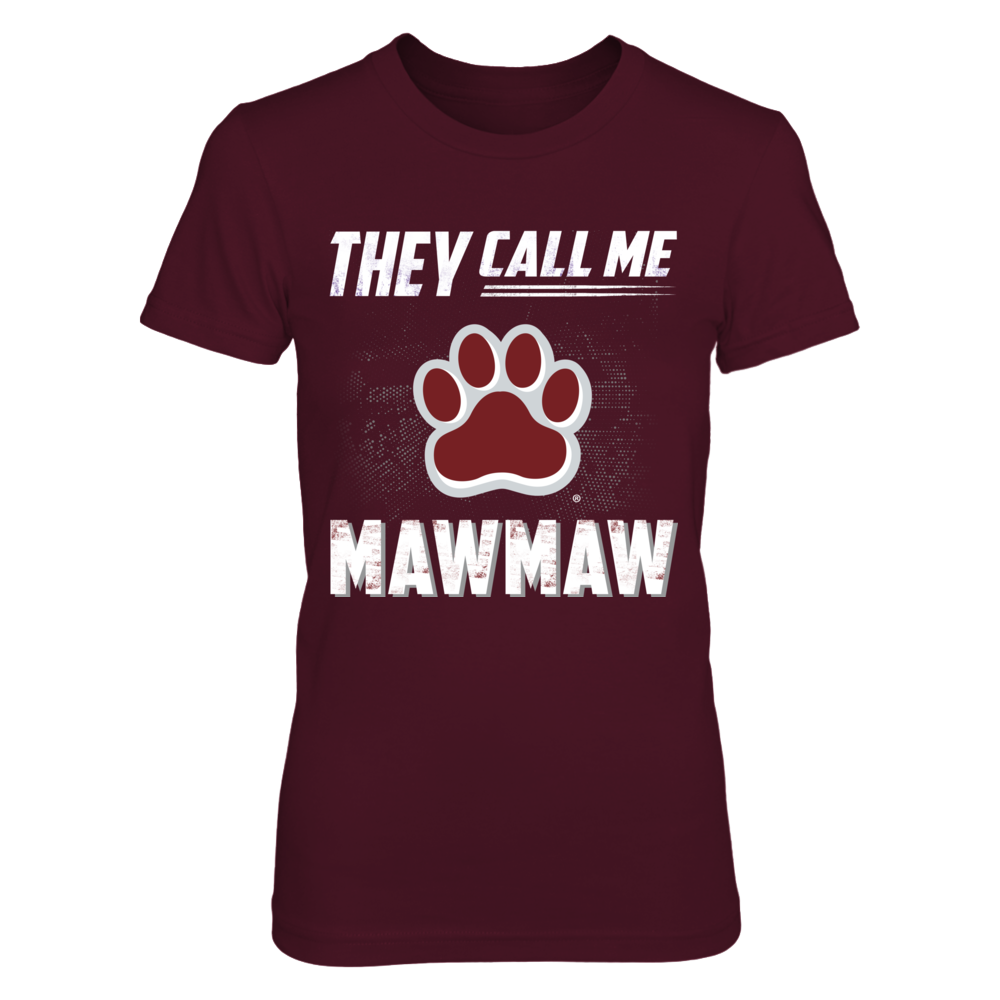Mississippi State Bulldogs - They Call Me Maw Maw Front picture