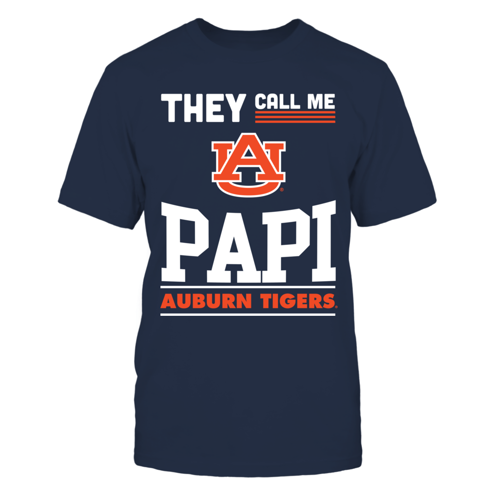 Auburn Tigers - They Call Me Papi Front picture