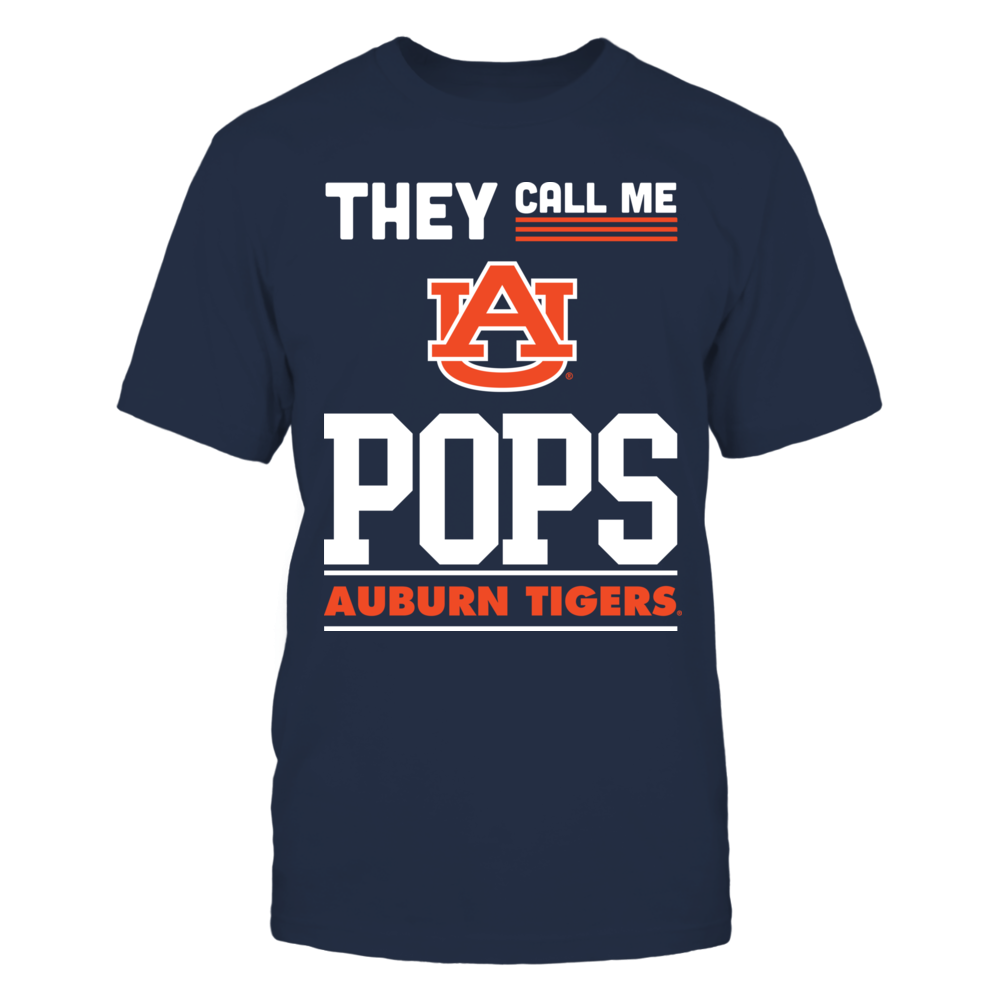 Auburn Tigers - They Call Me Pops Front picture