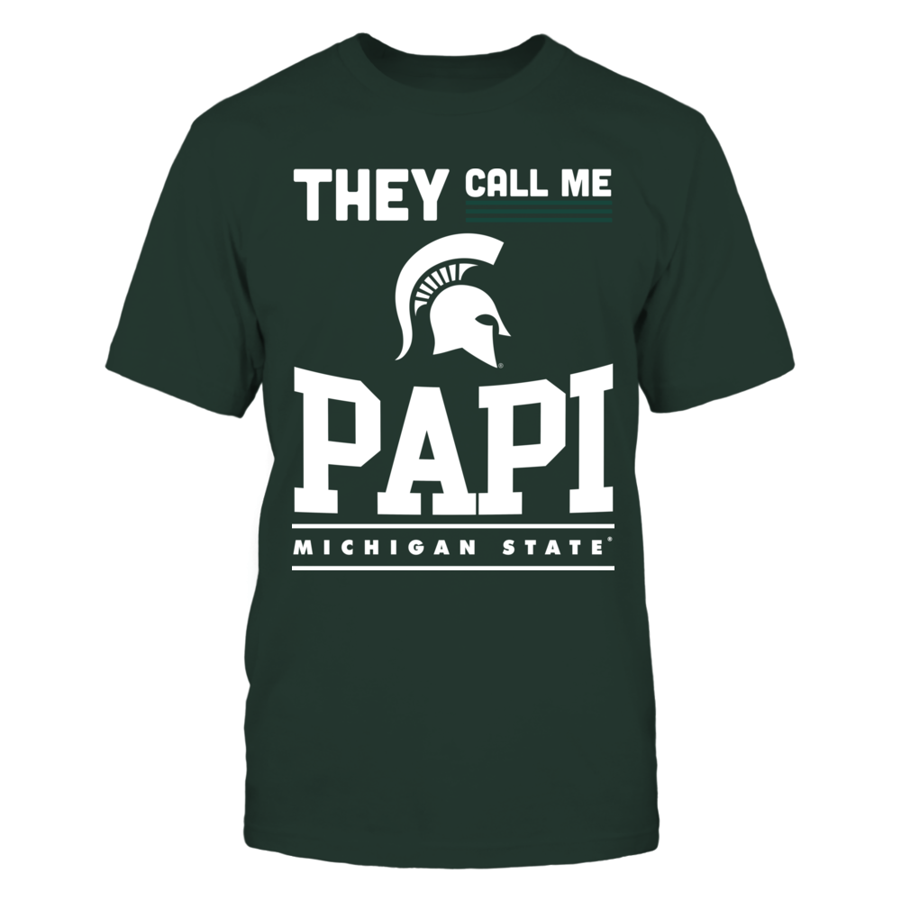 Michigan State Spartans - They Call Me Papi Front picture