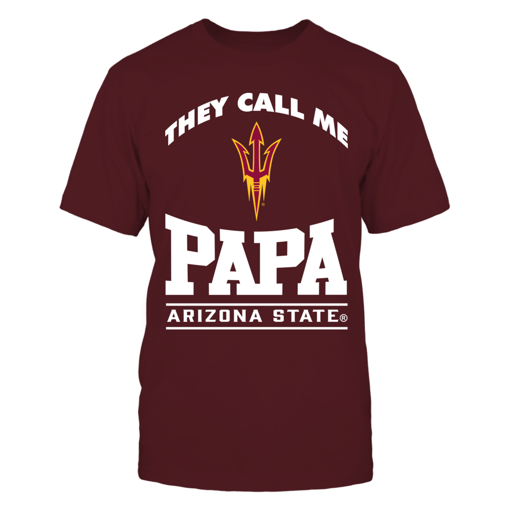 Arizona State Sun Devils - They Call Me Papa Front picture