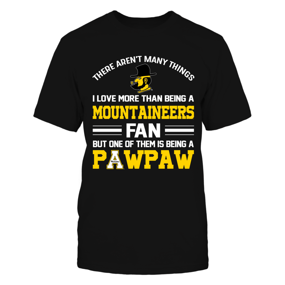 Appalachian State Mountaineers - Being A Pawpaw Front picture