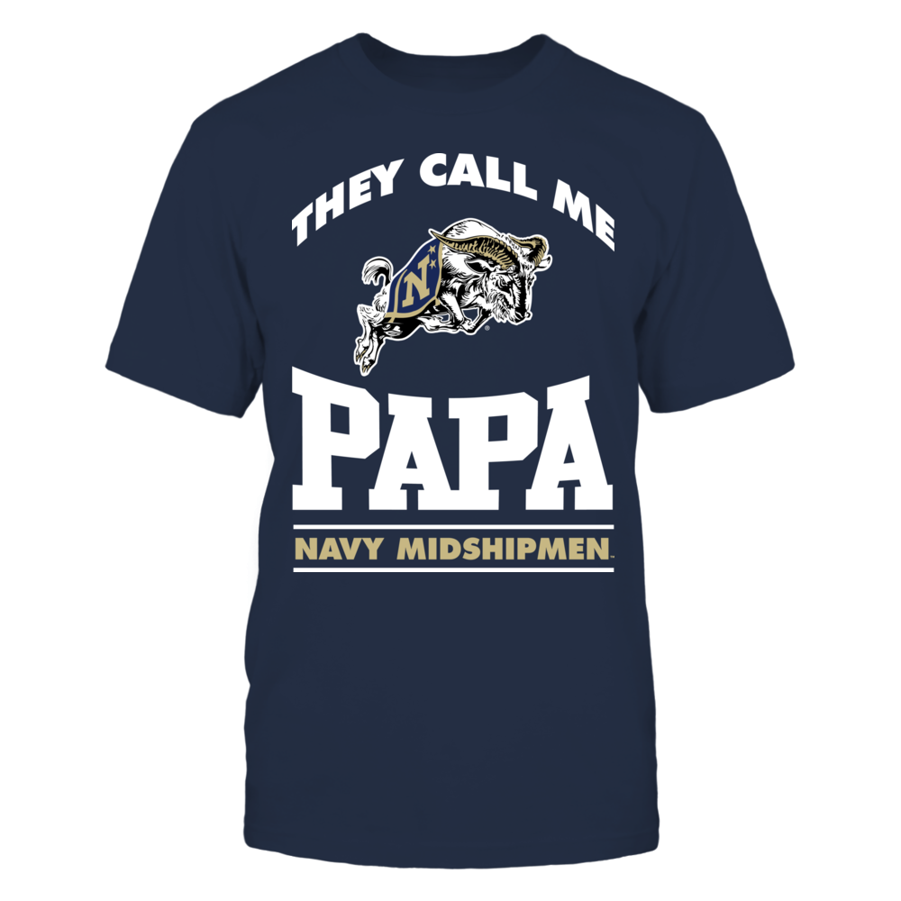 They Call Me Papa - Navy Midshipmen Front picture