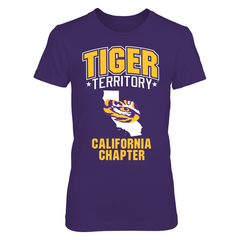 Tiger Territory - California Chapter - LSU Tigers Front picture