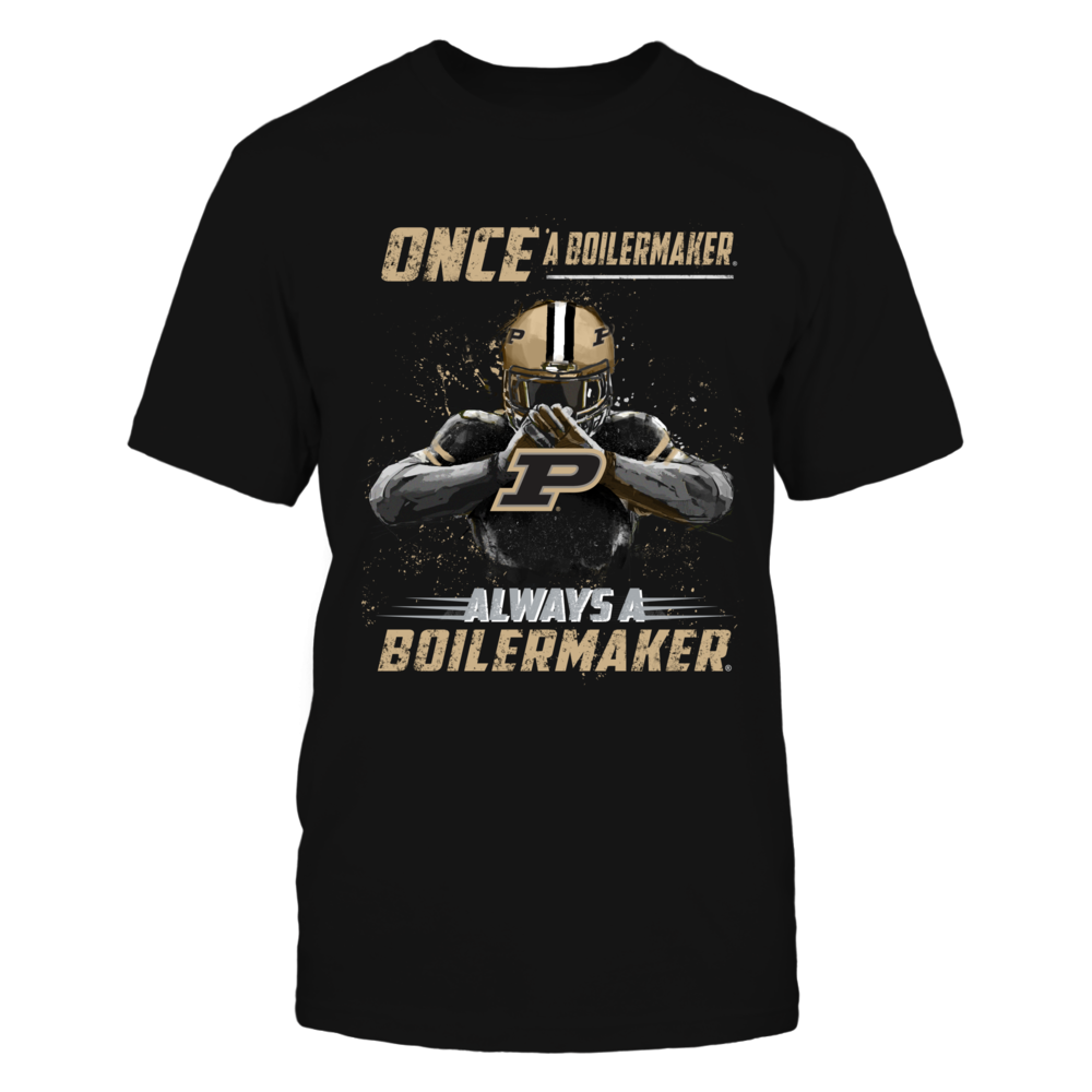 Purdue Boilermakers - Once A Fan Front picture